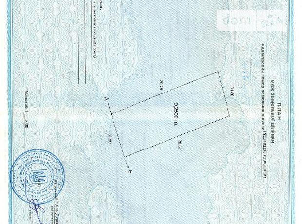 Продажа участка под жилую застройку, Житомирская, Малин, c.Визня