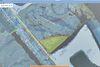 Земля под жилую застройку в селе Козин, площадь 520 соток фото 3