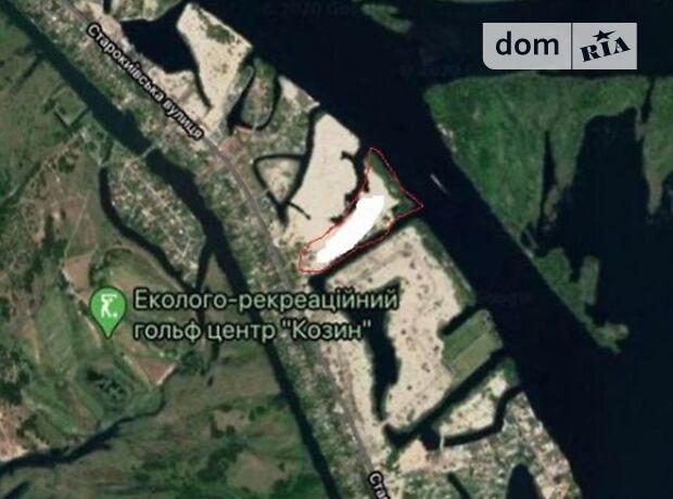 Земля под жилую застройку в селе Козин, площадь 846 соток фото 1