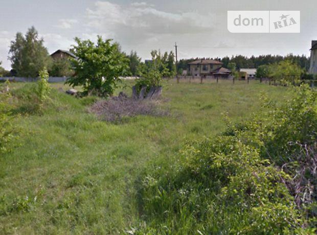 Продажа участка под жилую застройку, Киевская, Обухов, c.Нещеров