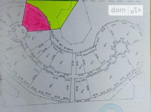 Продажа участка под жилую застройку, Киевская, Обухов, садовое товарищество  Берегиня