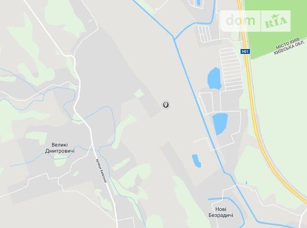 Продажа участка под жилую застройку, Киевская, Обухов, c.Великие Дмитровичи