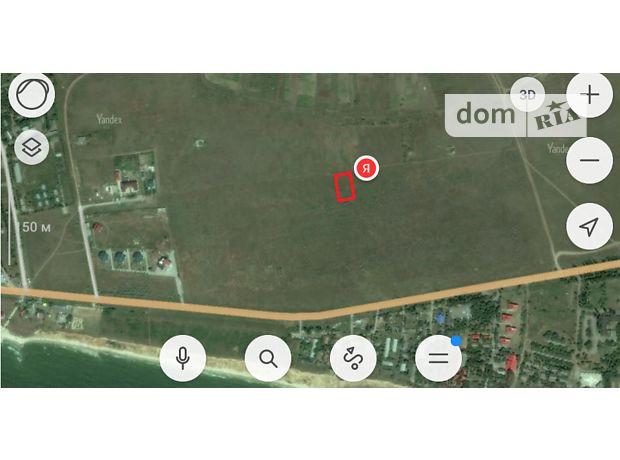 Продажа участка под жилую застройку, Николаевская, Очаков, c.Черноморка, Бейкушская