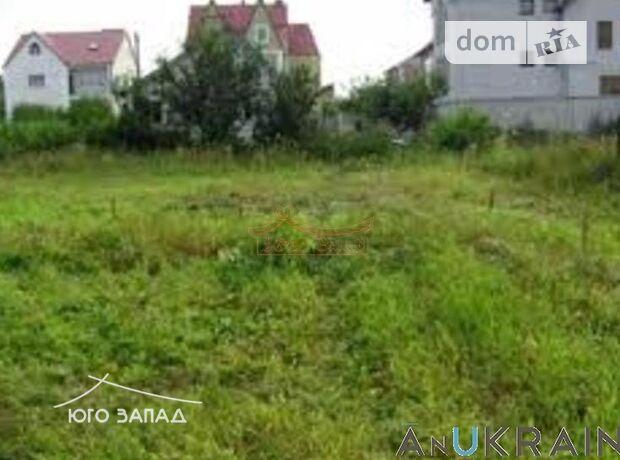 Земля под жилую застройку в селе Фонтанка, площадь 10 соток фото 1