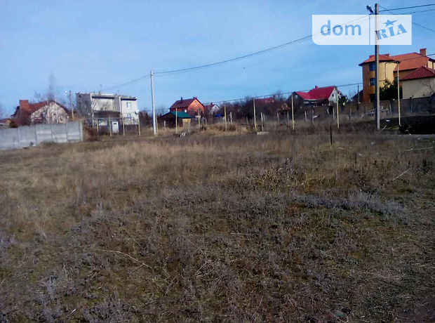 Продаж ділянки під житлову забудову, Одеса, c.Фонтанка, Лесная