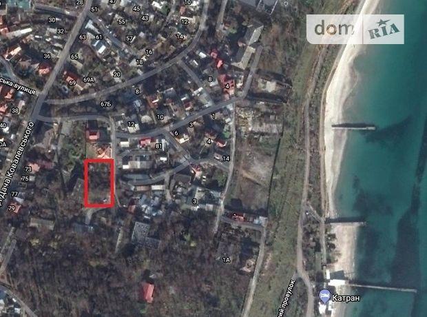 Продажа участка под жилую застройку, Одесса, р‑н.Киевский, Якорный переулок