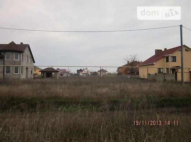 Земля под жилую застройку в селе Лески, площадь 9 соток фото 1