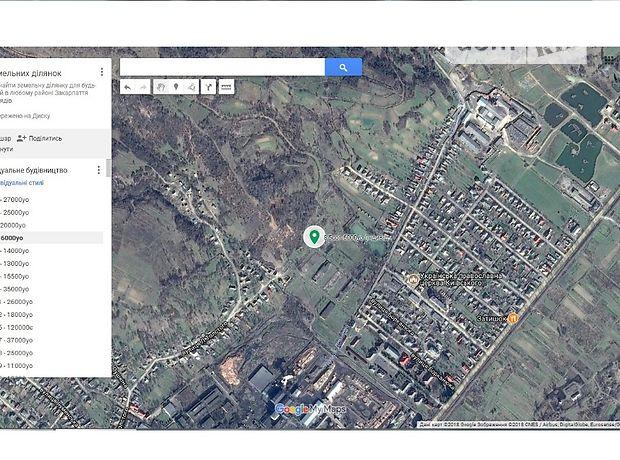 Земля под жилую застройку в Перечине, район Перечин, площадь 8.5 соток фото 2