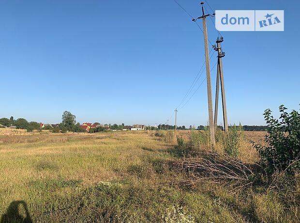 Земельный участок под жилую застройку в Переяславе-Хмельницком, площадь 10 соток фото 1