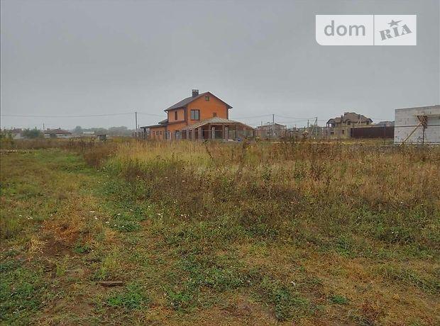 Продажа участка под жилую застройку, Полтава, р‑н.Браилки, Бирюзова улица