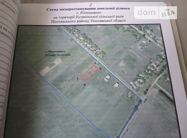 Земля под жилую застройку в селе Куликово, площадь 21 сотка фото 1