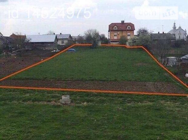 Продажа участка под жилую застройку, Львовская, Пустомыты, c.Навария