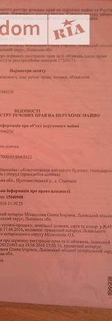 Продаж ділянки під житлову забудову, Львівська, Пустомити, c.Ставчани