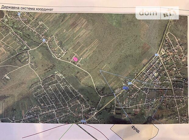Земля под жилую застройку в селе Годовица, площадь 12 соток фото 1