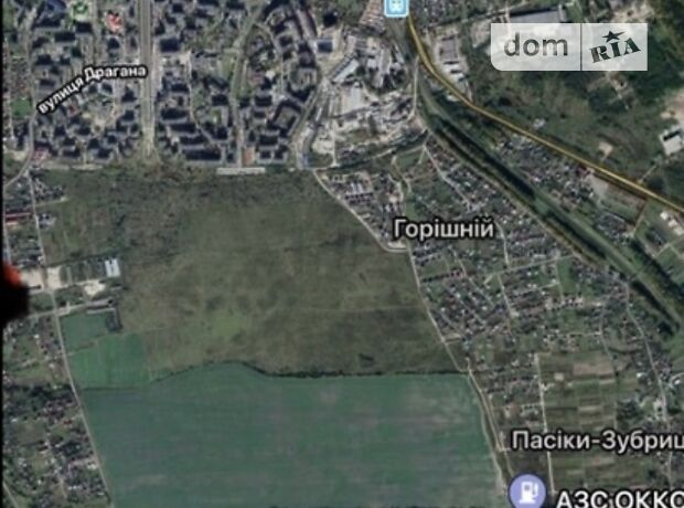 Земля под жилую застройку в селе Зубра, площадь 10 соток фото 1