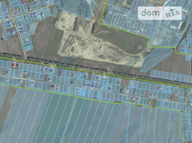 Земля под жилую застройку в Ровно, район Агропереробка, площадь 10 соток фото 1