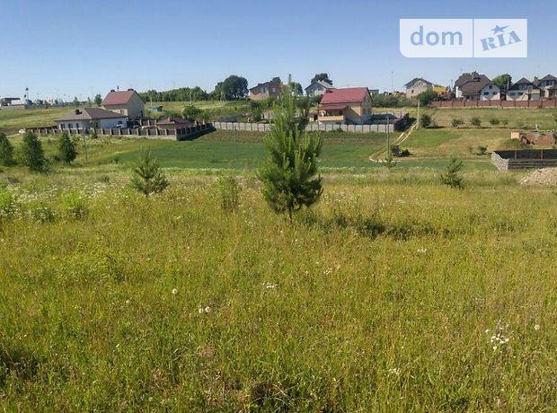 Продаж ділянки під житлову забудову, Рівне, c.Біла Криниця, біля заправки ВОГ