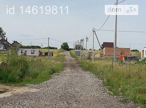 Продажа участка под жилую застройку, Ровно, c.Городище, Європейська