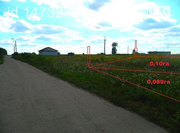 Продажа участка под жилую застройку, Ровно, c.Городище