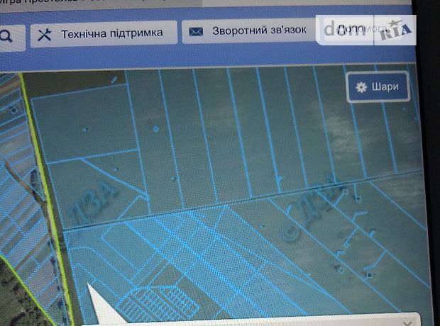 Земля под жилую застройку в селе Городок, площадь 11.46 соток фото 1