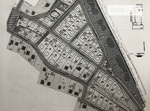 Земля под жилую застройку в селе Квасилов, площадь 4.5 сотки фото 2