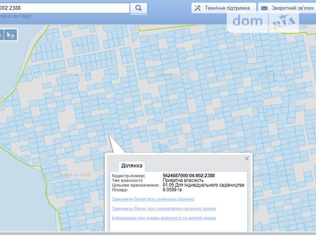 Продаж ділянки під житлову забудову, Рівне, c.Нова Українка, Березова