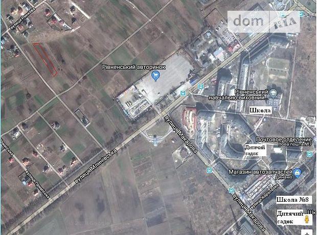 Земля под жилую застройку в селе Обаров, площадь 15 соток фото 1