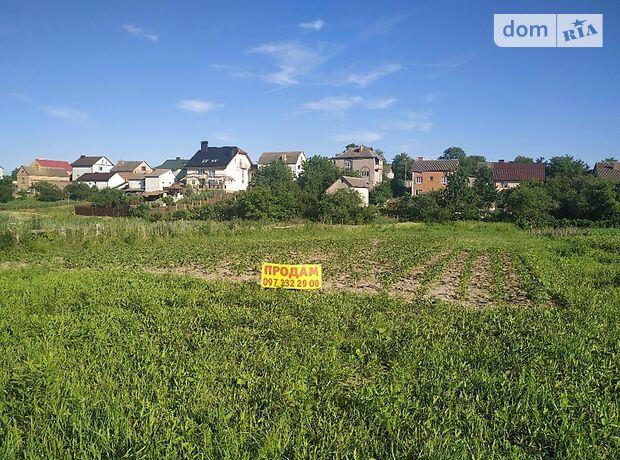 Земля под жилую застройку в Ровно, район Тинное, площадь 8 соток фото 1