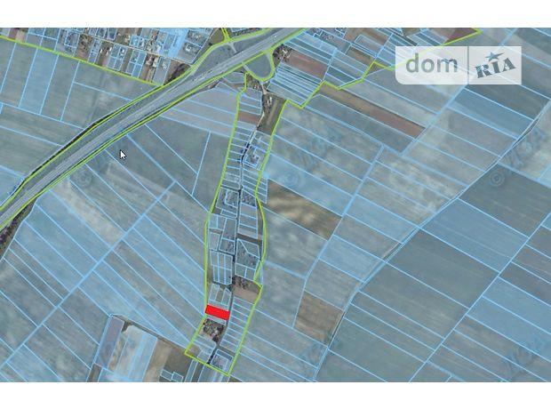 Продаж ділянки під житлову забудову, Рівне, c.Велика Омеляна