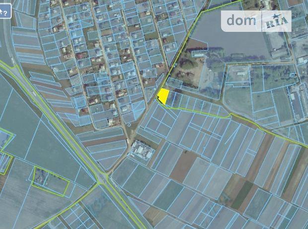 Земля под жилую застройку в селе Вересневе, площадь 10.74 соток фото 1