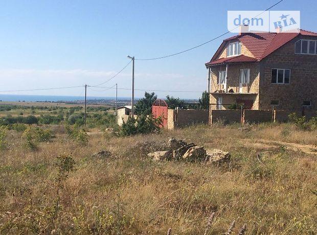 Продажа участка под жилую застройку, Республика Крым, Севастополь, р‑н.Северная сторона, крейсерская