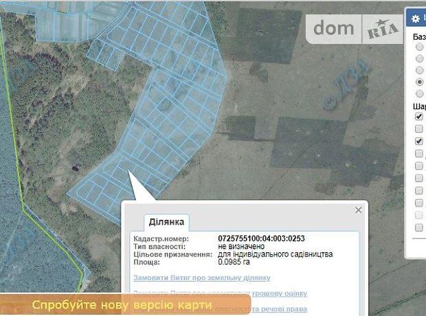 Земля под жилую застройку в селе Мельники, площадь 9.85 сотки фото 1