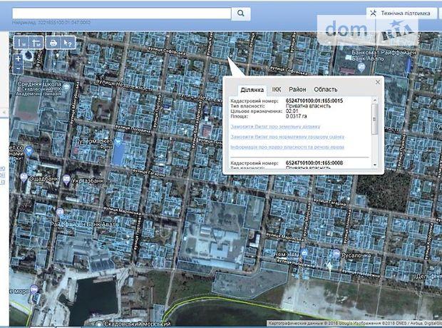 Продажа участка под жилую застройку, Херсонская, Скадовск, р‑н.Скадовск, Ворошилова улица