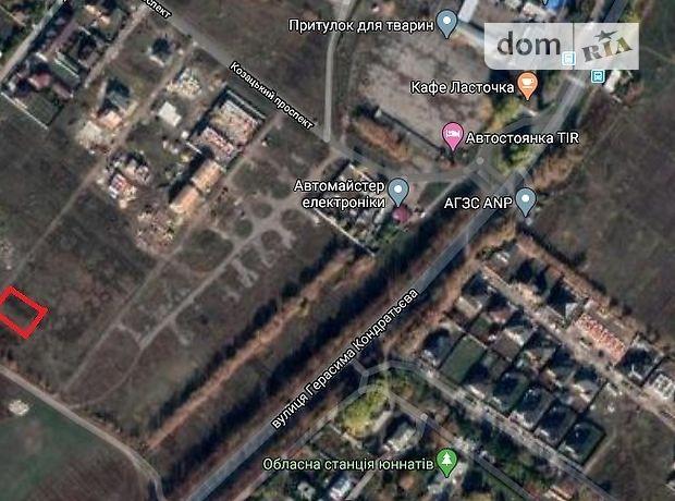 Земля под жилую застройку в Сумах, район Кирово, площадь 8 соток фото 2
