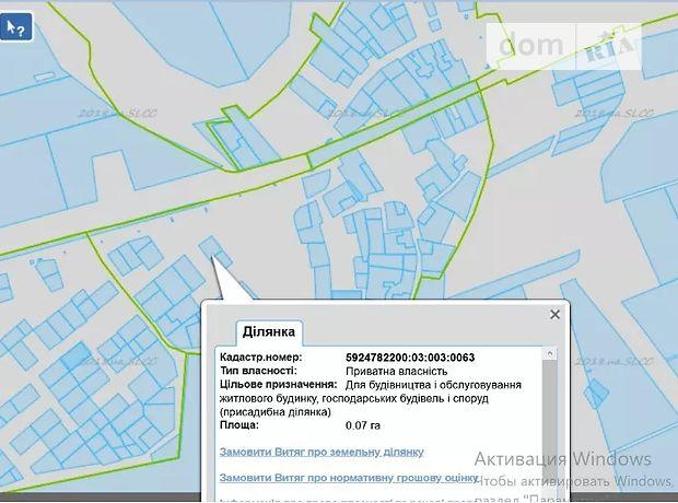 Земля под жилую застройку в Сумах, район Ковпаковский, площадь 13 соток фото 1