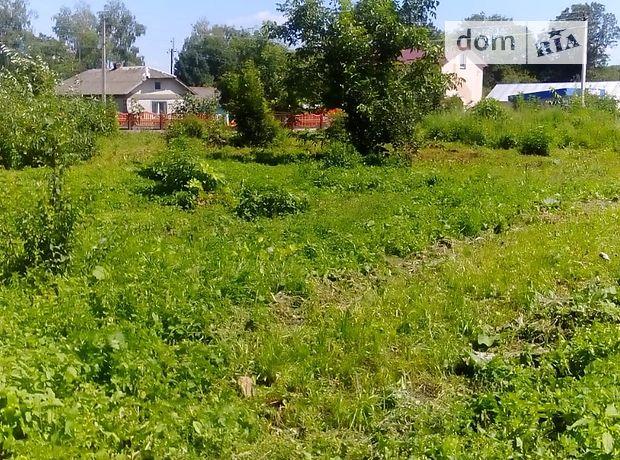 Продажа участка под жилую застройку, Тернопольская, Теребовля, c.Зависть