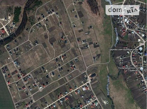 Продажа участка под жилую застройку, Тернополь, р‑н.Байковцы, Фестивальная улица