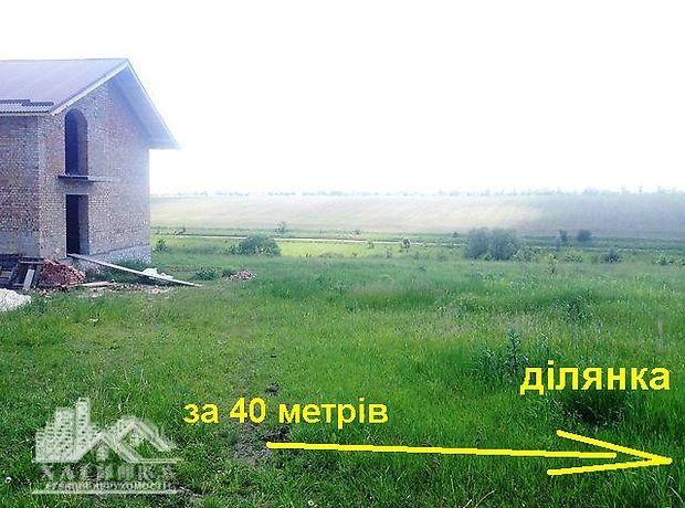 Продаж ділянки під житлову забудову, Тернопіль, р‑н.Байківці, від Другої лікарні 2,5км до ділянки