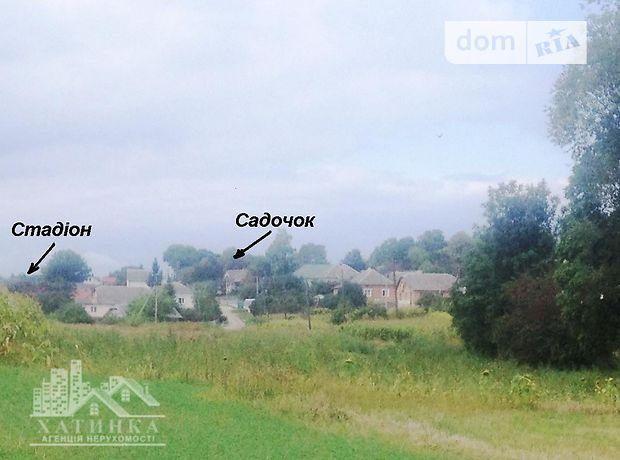 Продажа участка под жилую застройку, Тернополь, р‑н.Байковцы, від Збаражського шосе (від Старої заправки)