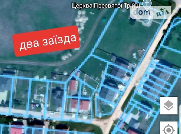 Земля под жилую застройку в селе Байковцы, площадь 8.5 сотки фото 1