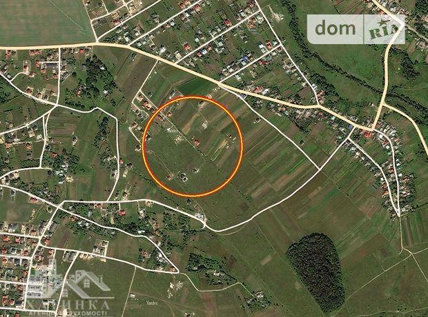 Земля под жилую застройку в селе Байковцы, площадь 11.6 сотки фото 1