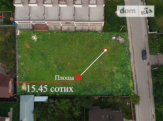 Земля под жилую застройку в селе Байковцы, площадь 15.45 сотки фото 1