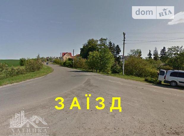 Продажа участка под жилую застройку, Тернополь, р‑н.Байковцы, поруч є світло до зупинки 800м