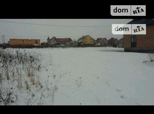Земля под жилую застройку в селе Байковцы, площадь 6 соток фото 1