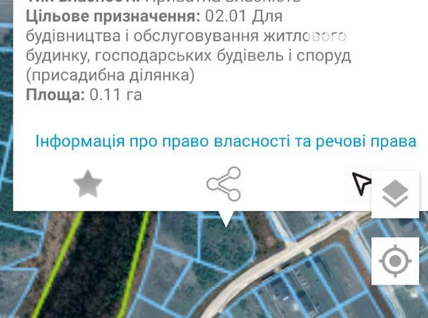 Земля под жилую застройку в селе Байковцы, площадь 11 соток фото 1