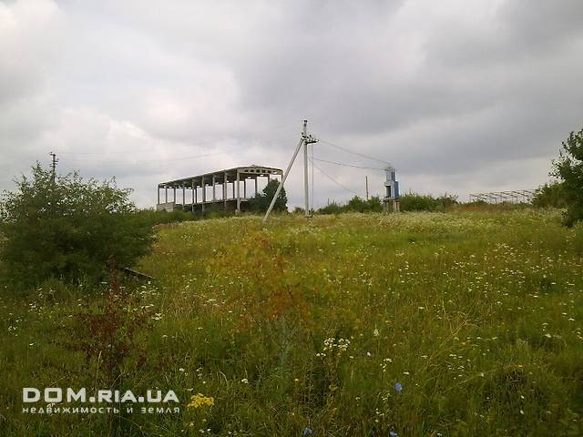Земля под жилую застройку в селе Байковцы, площадь 64 сотки фото 1