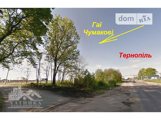 Земля под жилую застройку в селе Байковцы, площадь 12.3 соток фото 1