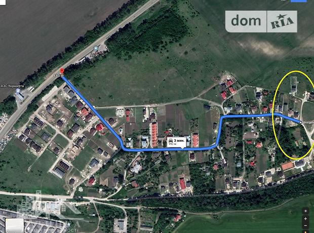 Земля под жилую застройку в селе Байковцы, площадь 12.29 сотки фото 1