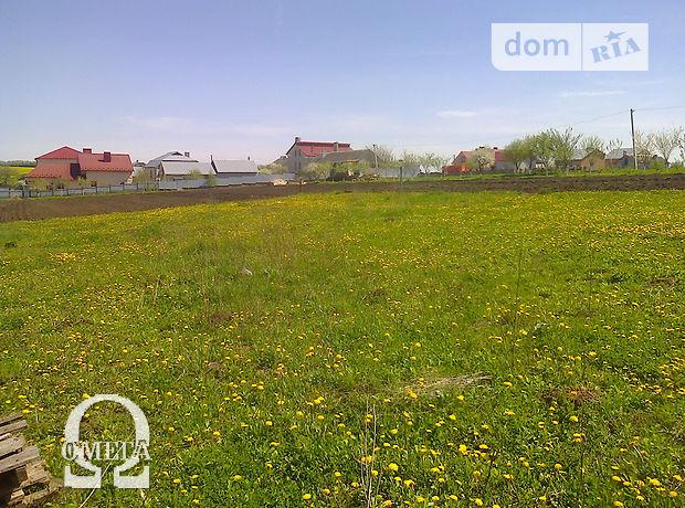 Земля под жилую застройку в селе Березовица, площадь 11.32 соток фото 1