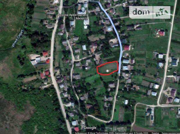 Земля под жилую застройку в селе Чистилов, площадь 14 соток фото 1